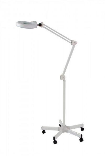 Lupenlampe mit Stativ