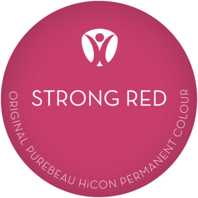LP strong red