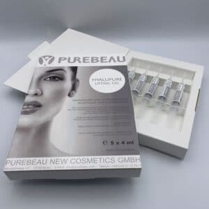 Vitalaser for painless skin tightening